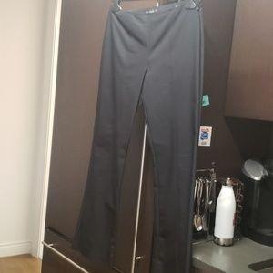Black St John pants size 6